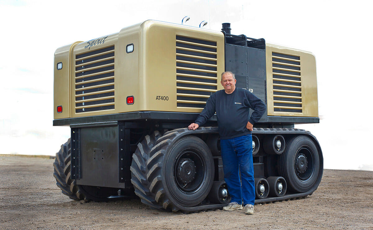 Anderson Automotive Group >> This Tractor Drives Itself - Modern Farmer