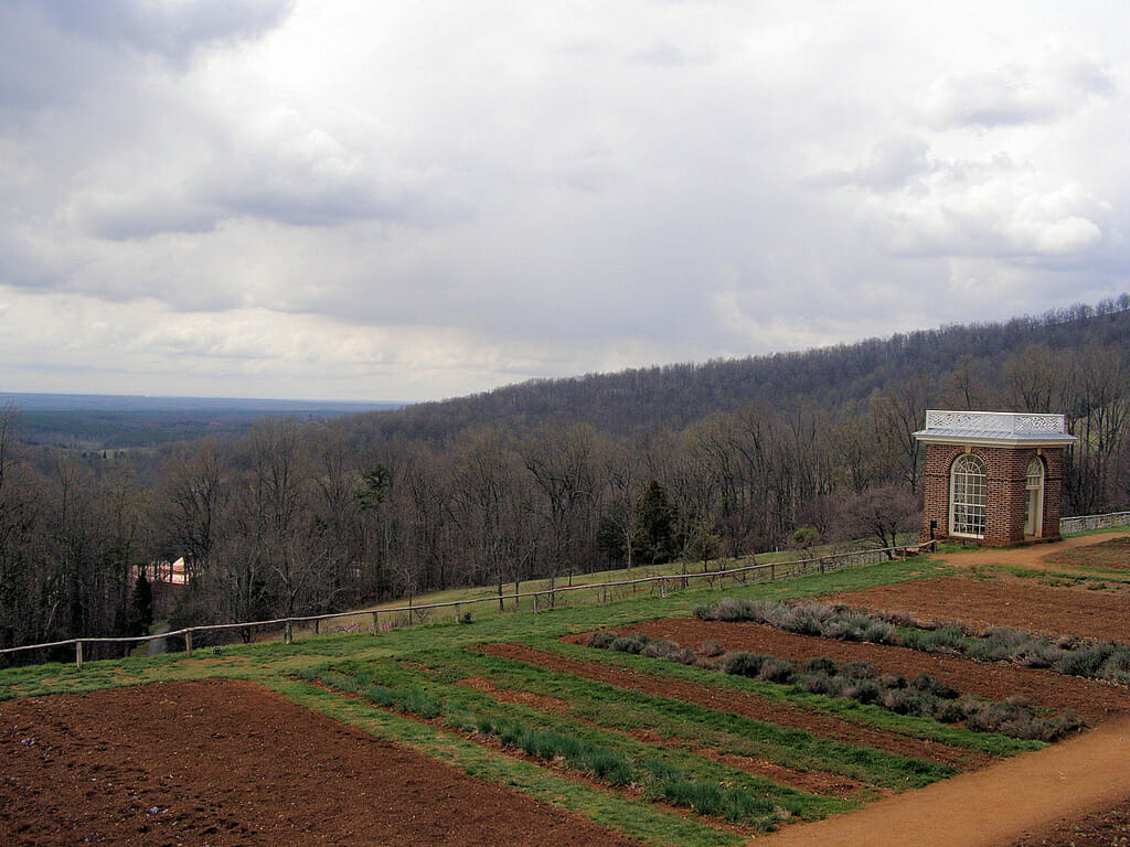 The Gardens at Monticello