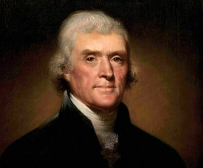 thomas jefferson crop