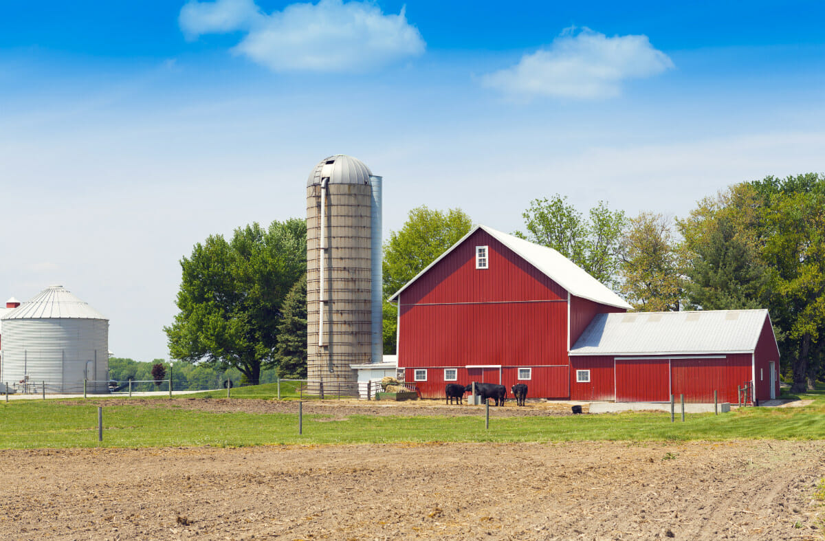 4 ways private wealth can help the small farm modern farmer Small farmhouse