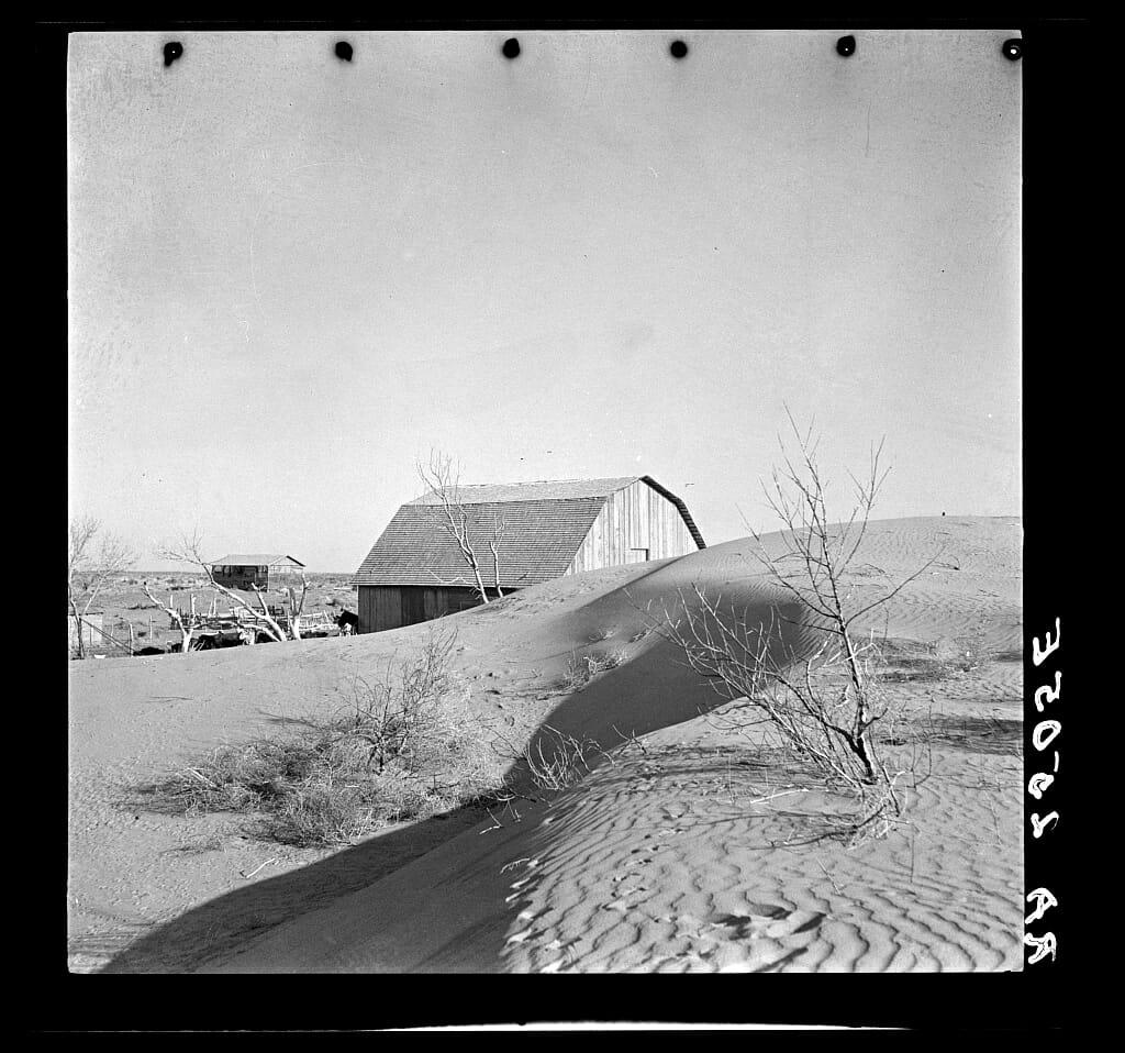 13 Vintage Photos Of The Dust Bowl Modern Farmer