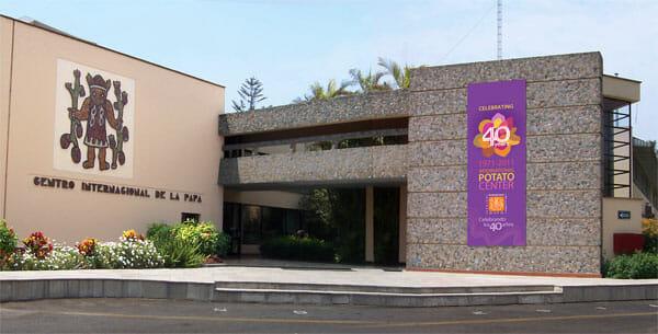 The center in Lima, Peru. / International Potato Center