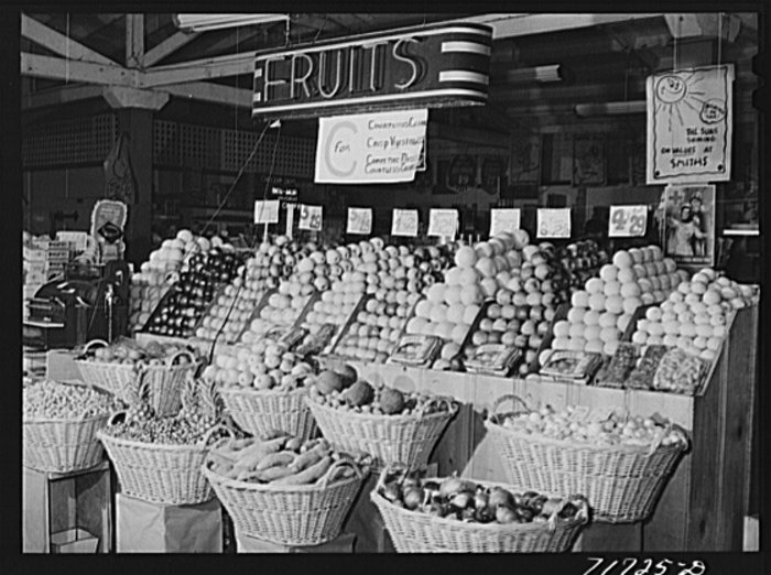 12 Vintage Pictures Of Farm Stands Modern Farmer