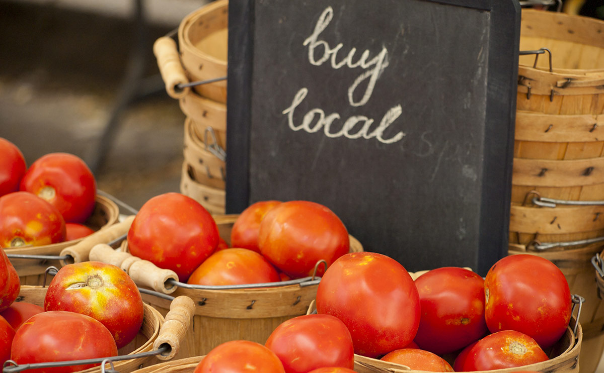case studies farmers markets local food systems