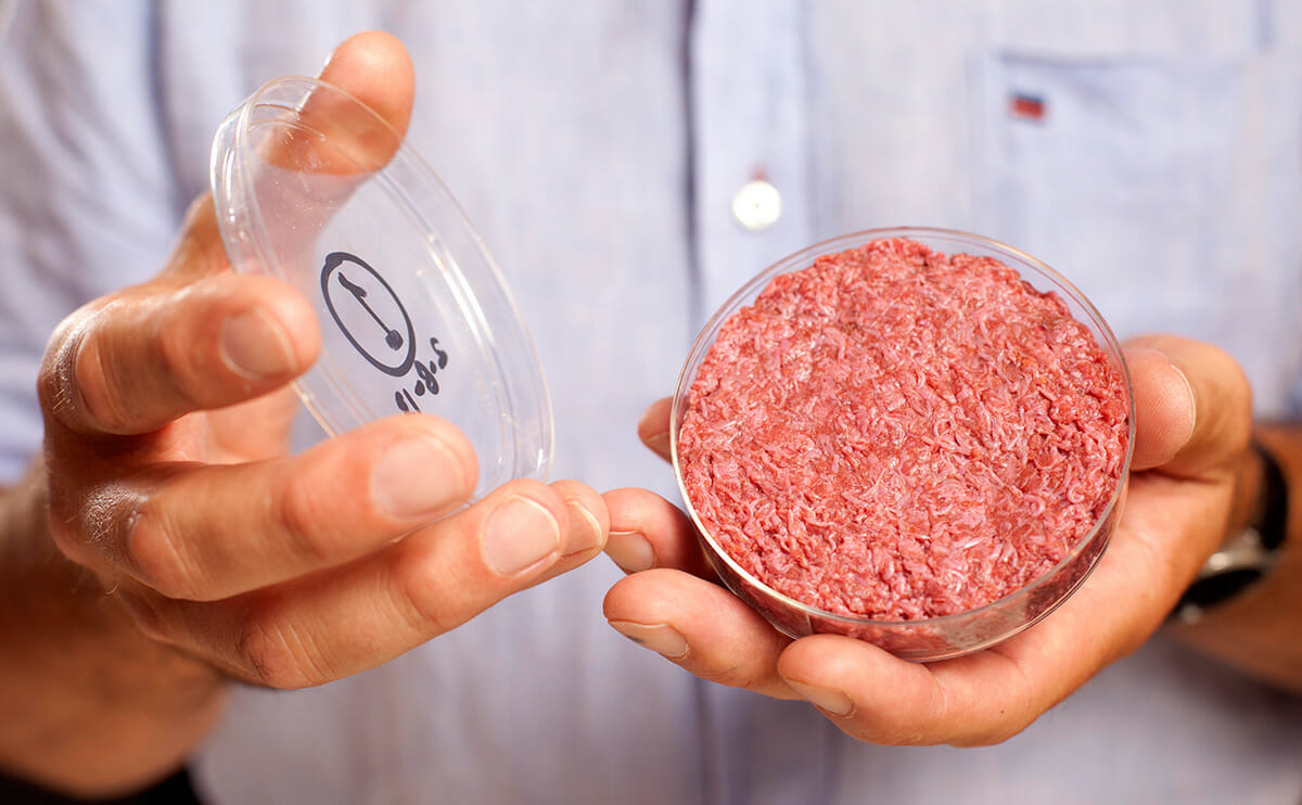 Food Fight: Give Synthetic Meat a Chance