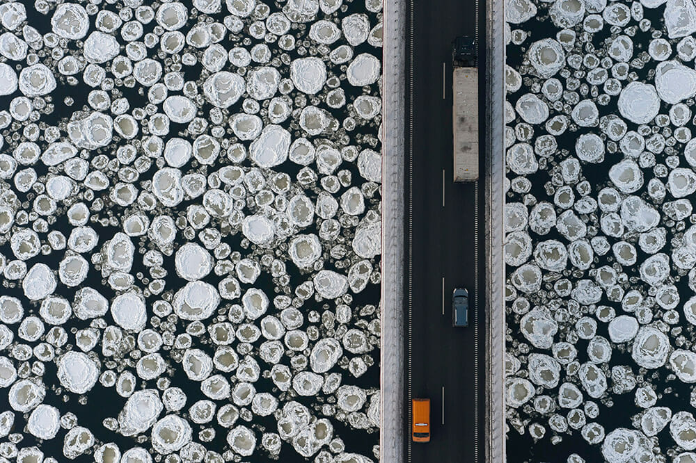 The road through the ice: On the Floe #4