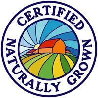 certified naturally grown logo