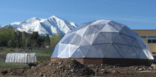 Hydro-Dome Project