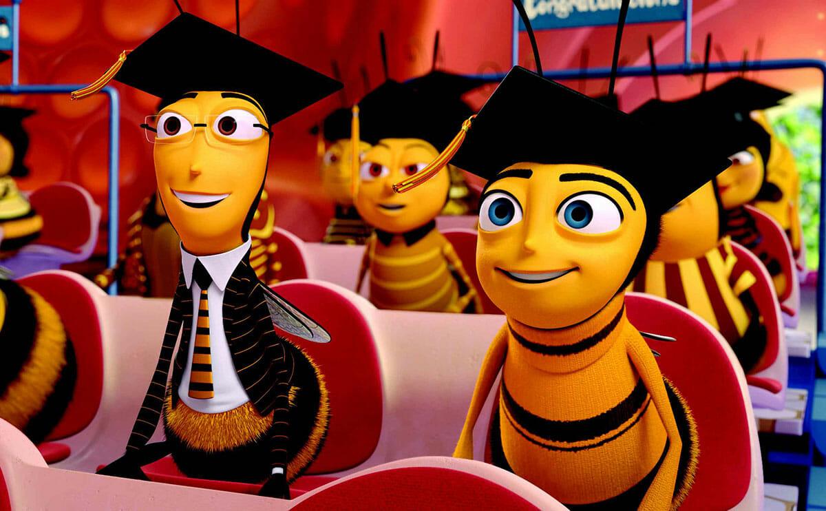 Resultado de imagen para BEE MOVIE