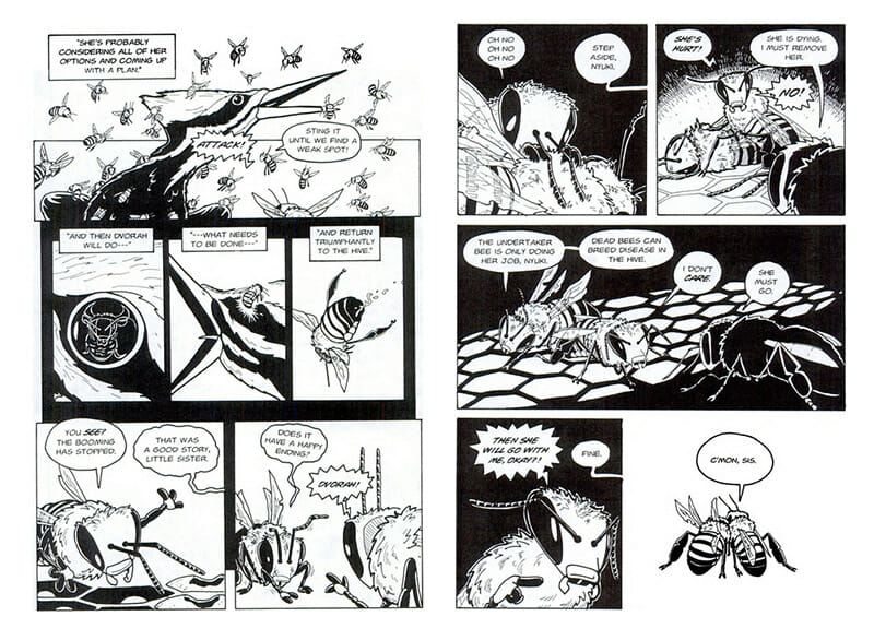 This Is The Best Comic Book About Bees You Ll Ever Read Modern Farmer
