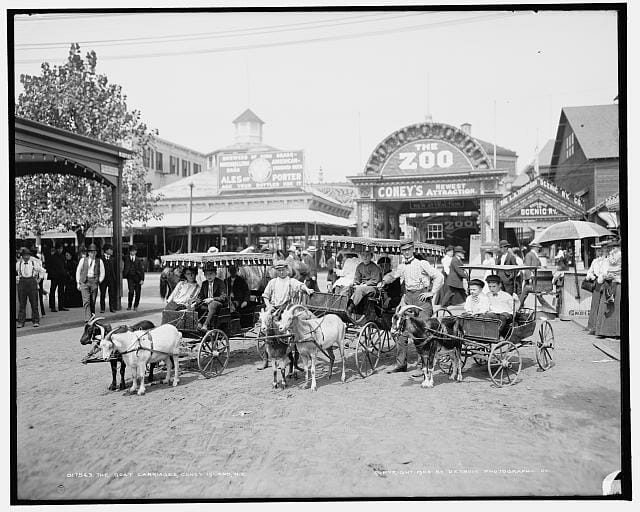 Coney Island Carriages