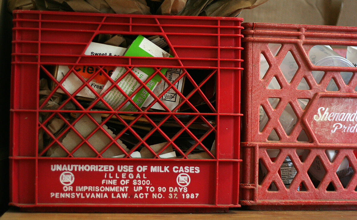 Amazing Why Its Illegal To Use Milk Crates For Anything Besides Onthecornerstone Fun Painted Chair Ideas Images Onthecornerstoneorg