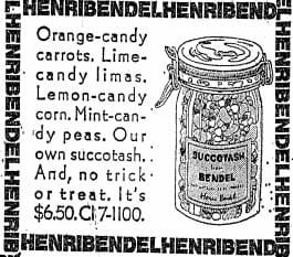 This ad ran in the October, 24, 1971 New York Times.
