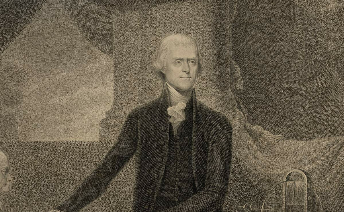 Thomas Jefferson S Farming Failures Modern Farmer