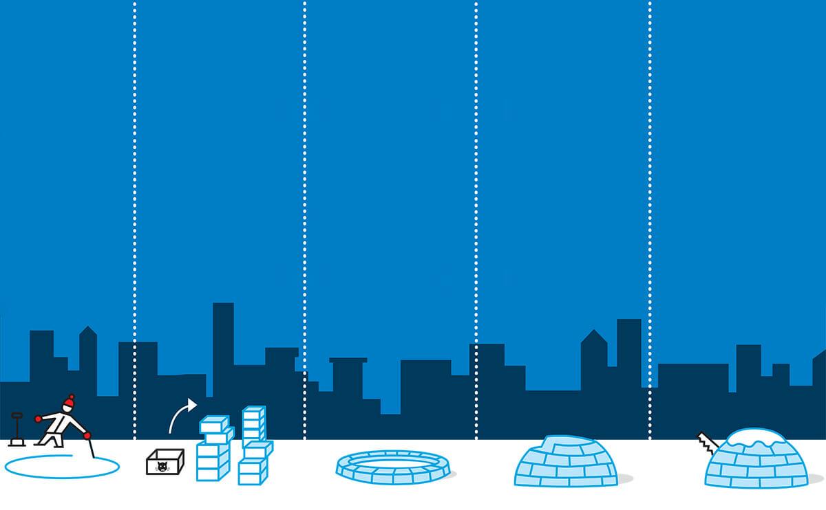 How to Build an Urban Igloo - Modern Farmer