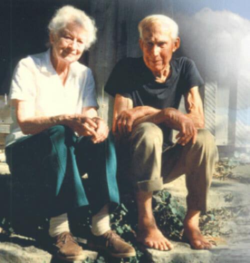 Harlan and Anna Hubbard
