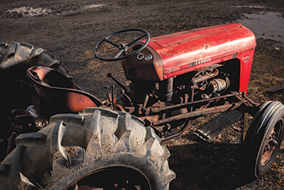 Tractors are by far the biggest cause of U.S. farm injuries and deaths. rollover technology has made current machines safer, but many farmers use older models lacking safety features.