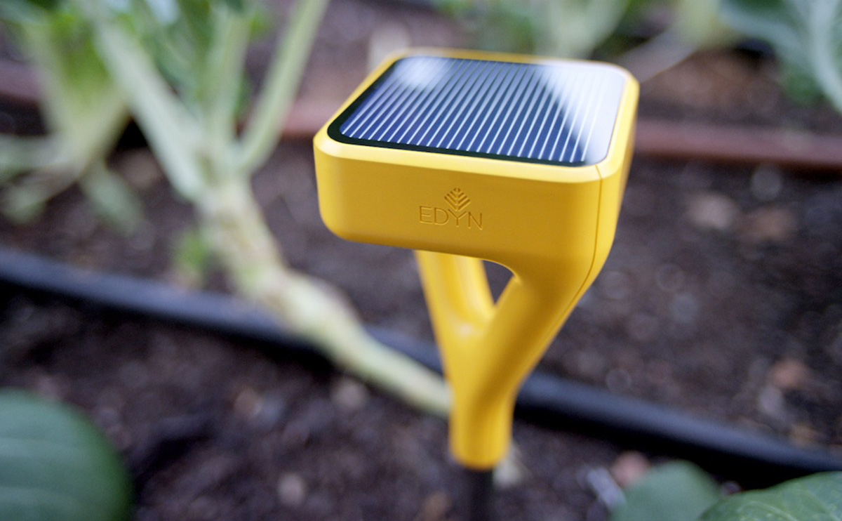 Garden Meet Edyn How The Internet Of Things Has Moved