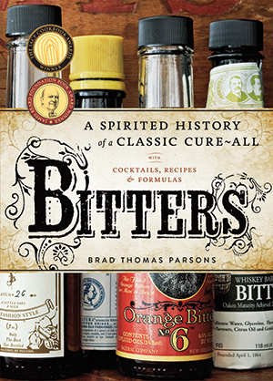 Brad Thomas Parsons' book about bitters.