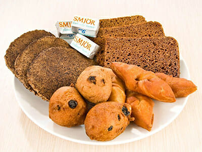 The Nordic countries produce hundreds of rich varieties of rye bread. / Courtesy Café Loki.