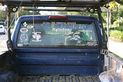 Scott's truck.