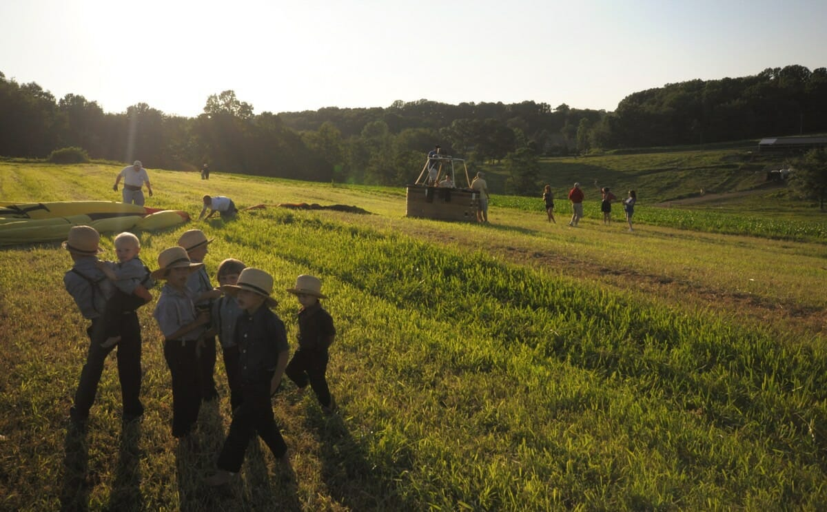 Amish And Mennonite Farmers Are Polluting Lancaster County