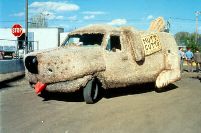 Early prototype from the movie Dumb and Dumber.