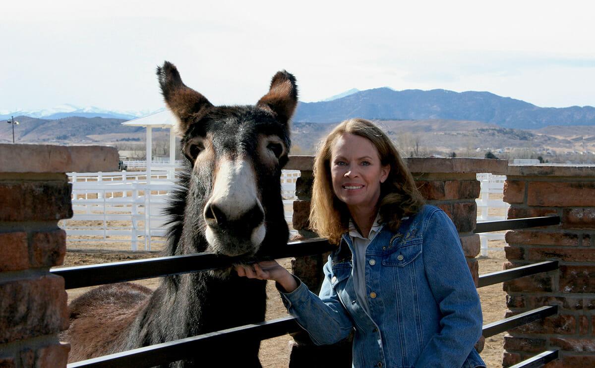 Meredith Hodges, Donkey Whisperer - Modern Farmer
