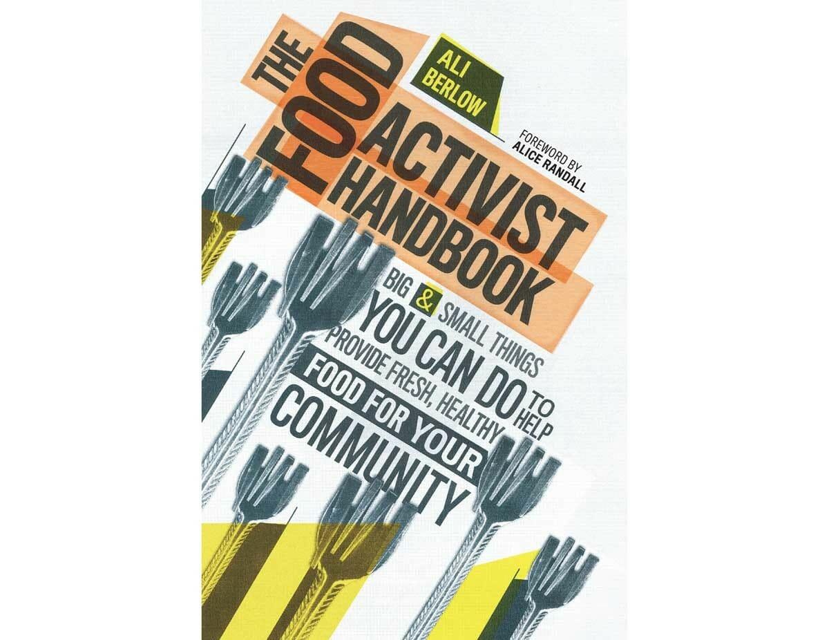 the food activist handbook by ali berlow