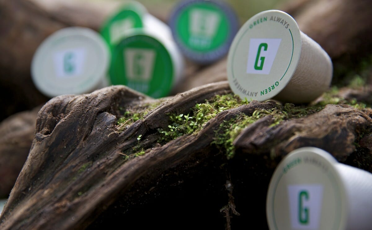 Can The World S First Compostable Coffee Pod Save Us From