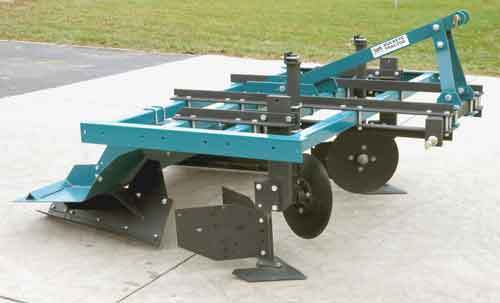 buckeye tractor bed shaper