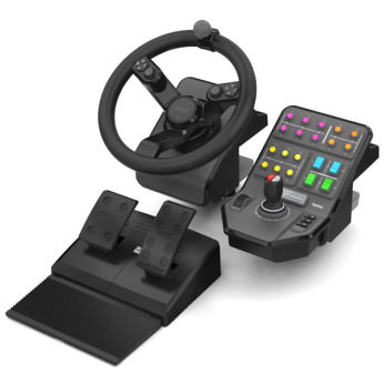 farming simulator control