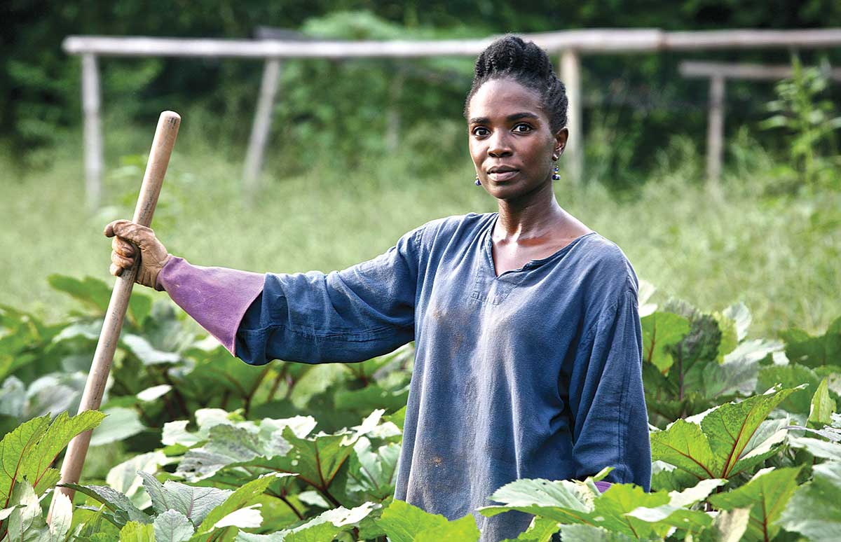Black women farmers