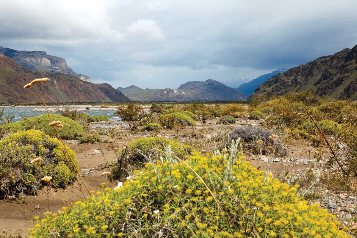 aviles trail patagonia park