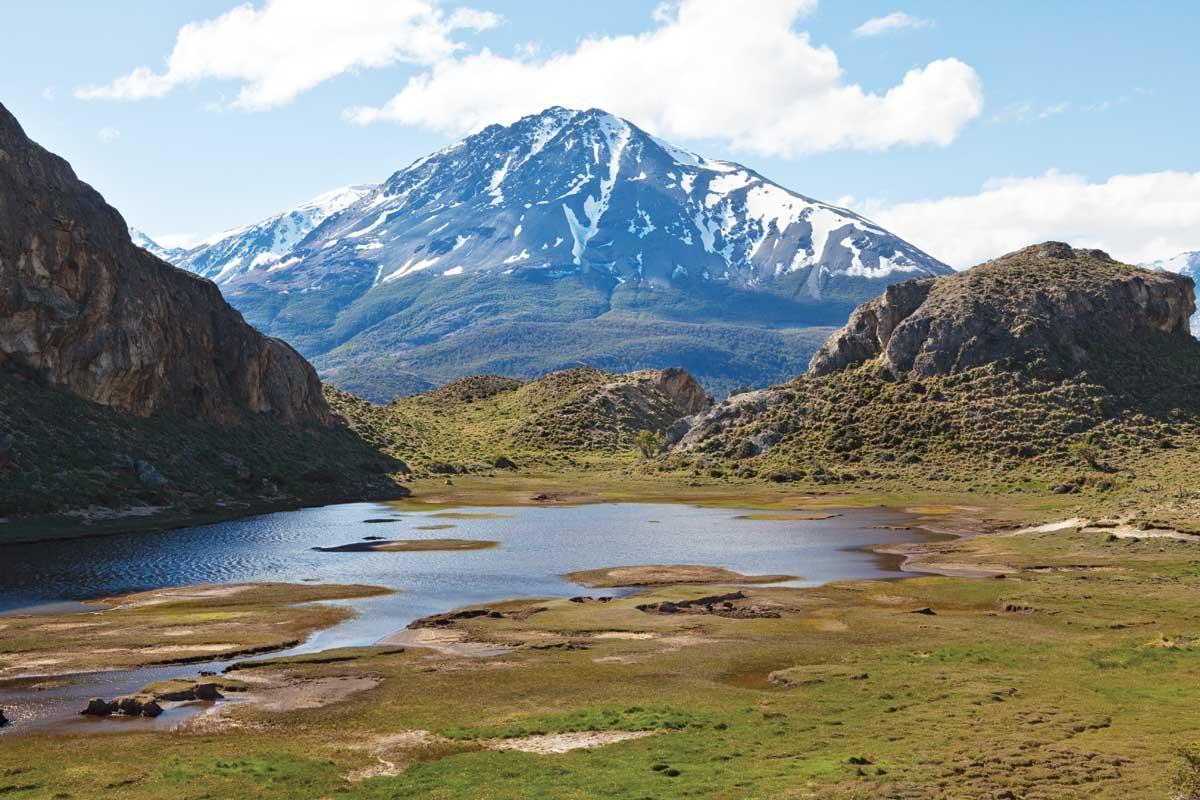 cerro kristine mountain