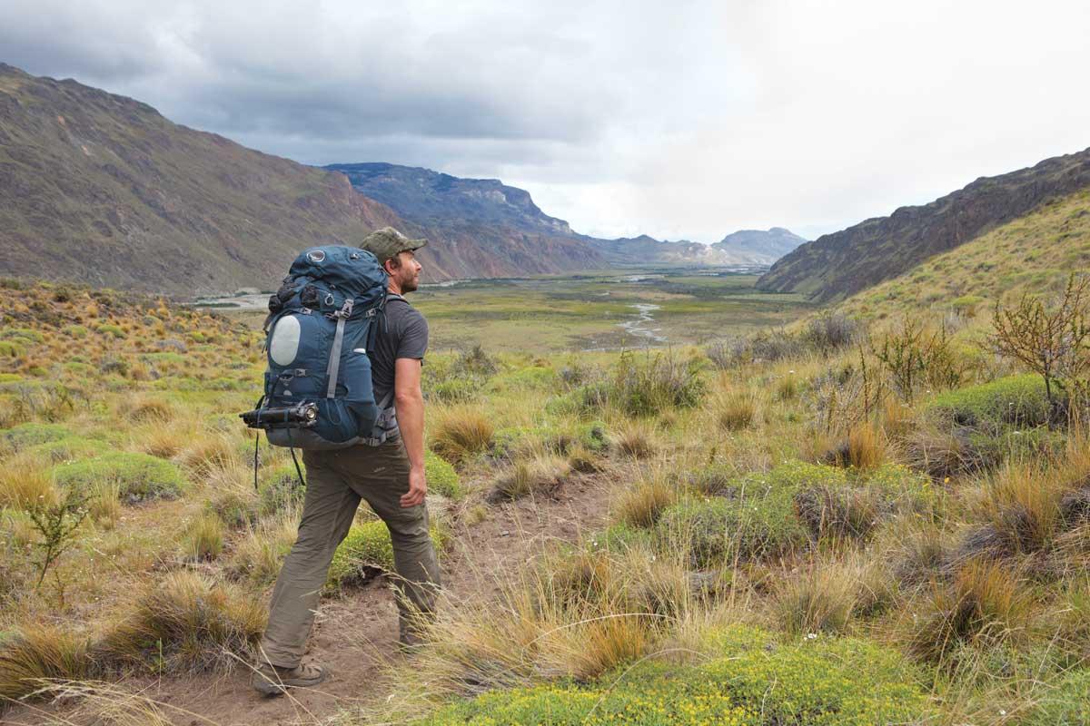corey arnold patagonia park
