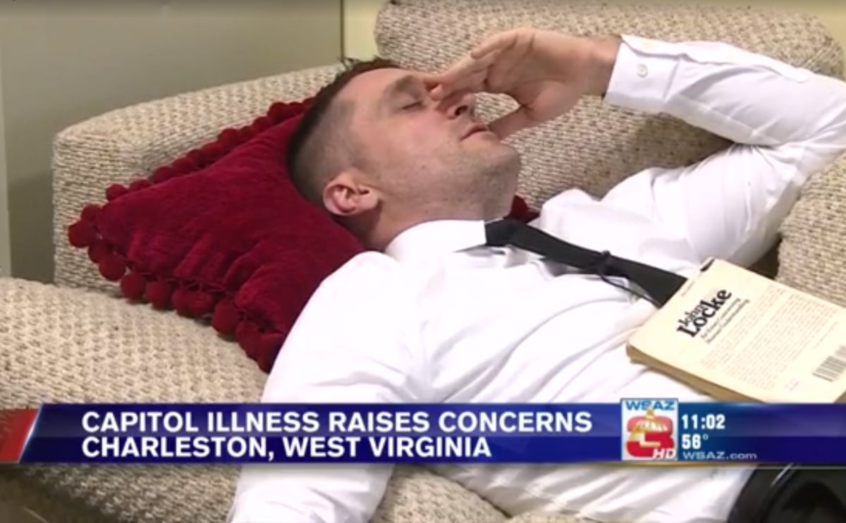 Lawmakers Drink Raw Milk To Celebrate Its Legality, Become ...