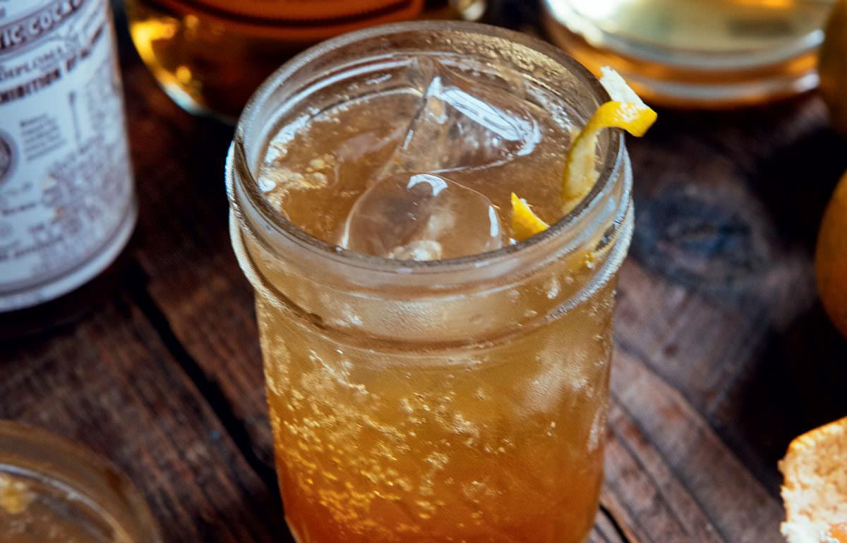 sastuma bourbon smash