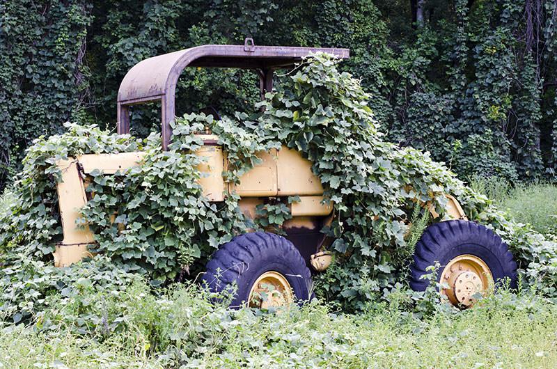 kudzo-tractor