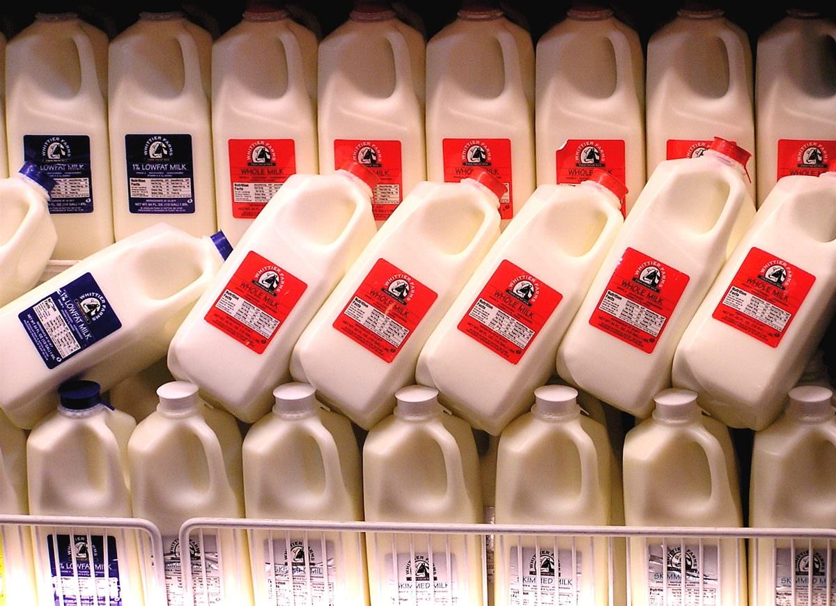 Have You Bought Milk Since 2003? Today Is Your Last Day To
