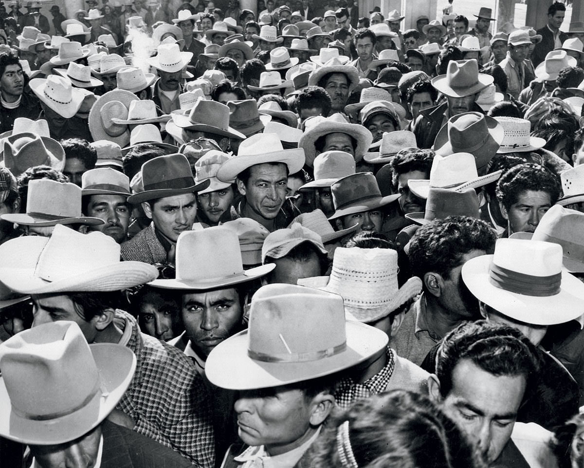 In 1954, some 3,000 Mexicans rioted at the border in Mexicali after waiting days for jobs in the United States, under this country's Mexican Farm Labor Agreement, established in 1942 to address World War II labor shortages.