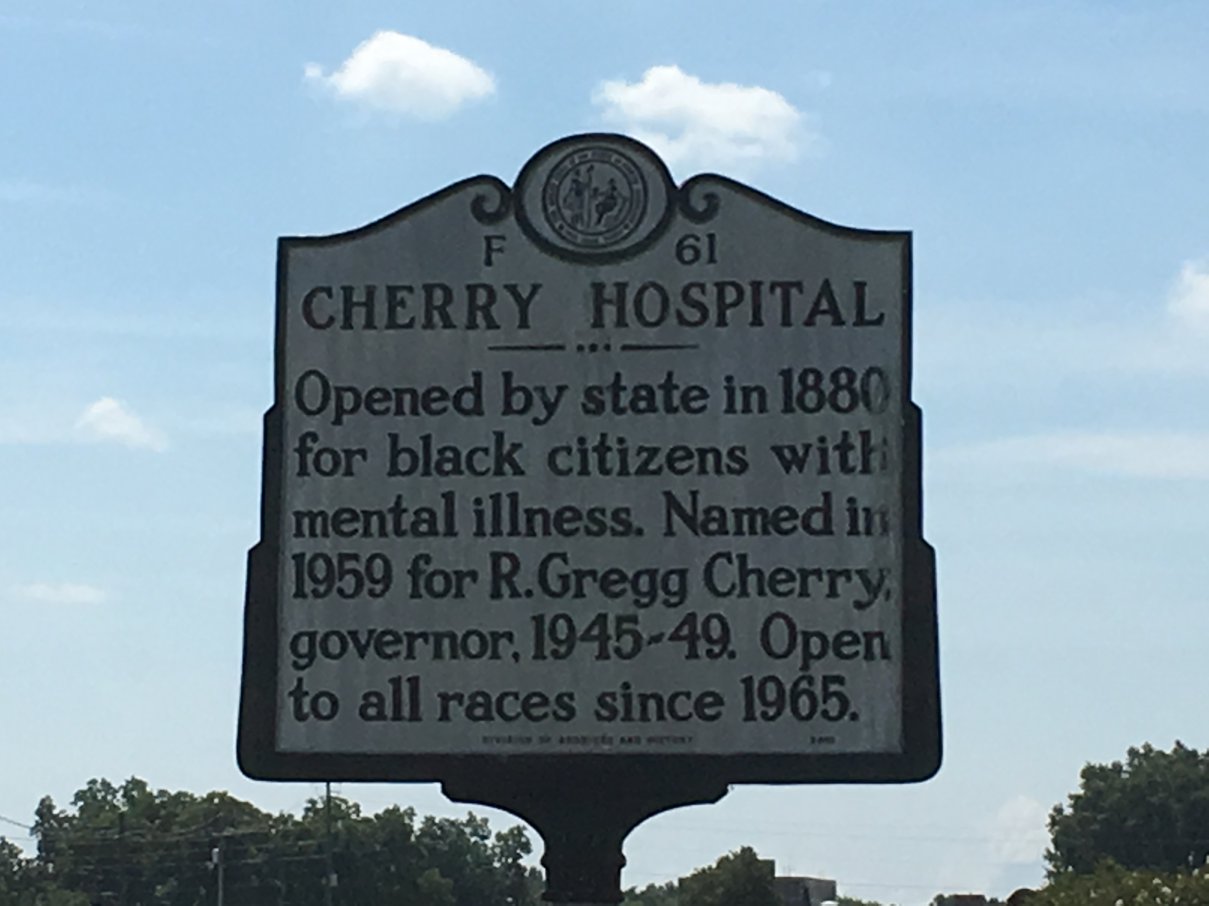 The Strange, Horrifying History of Cherry Research Farm in