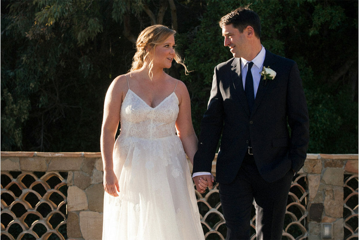 Chef Chris Fischer married comedian Amy Schumer this past Tuesday