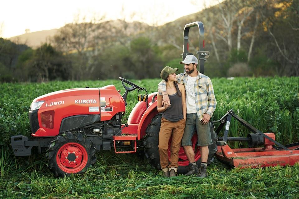 Meet the Modern Farmers: Helena and Matthew Sylvester