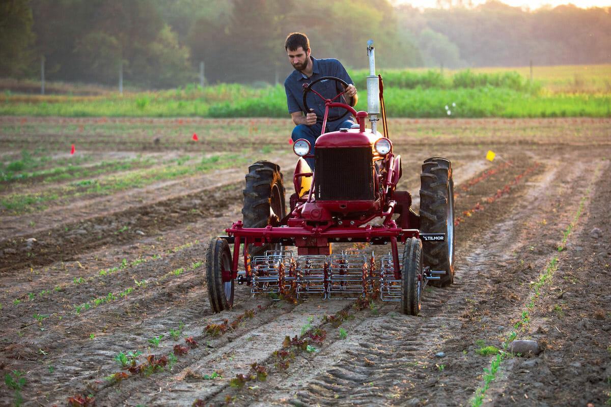 Timor Model G Tractor