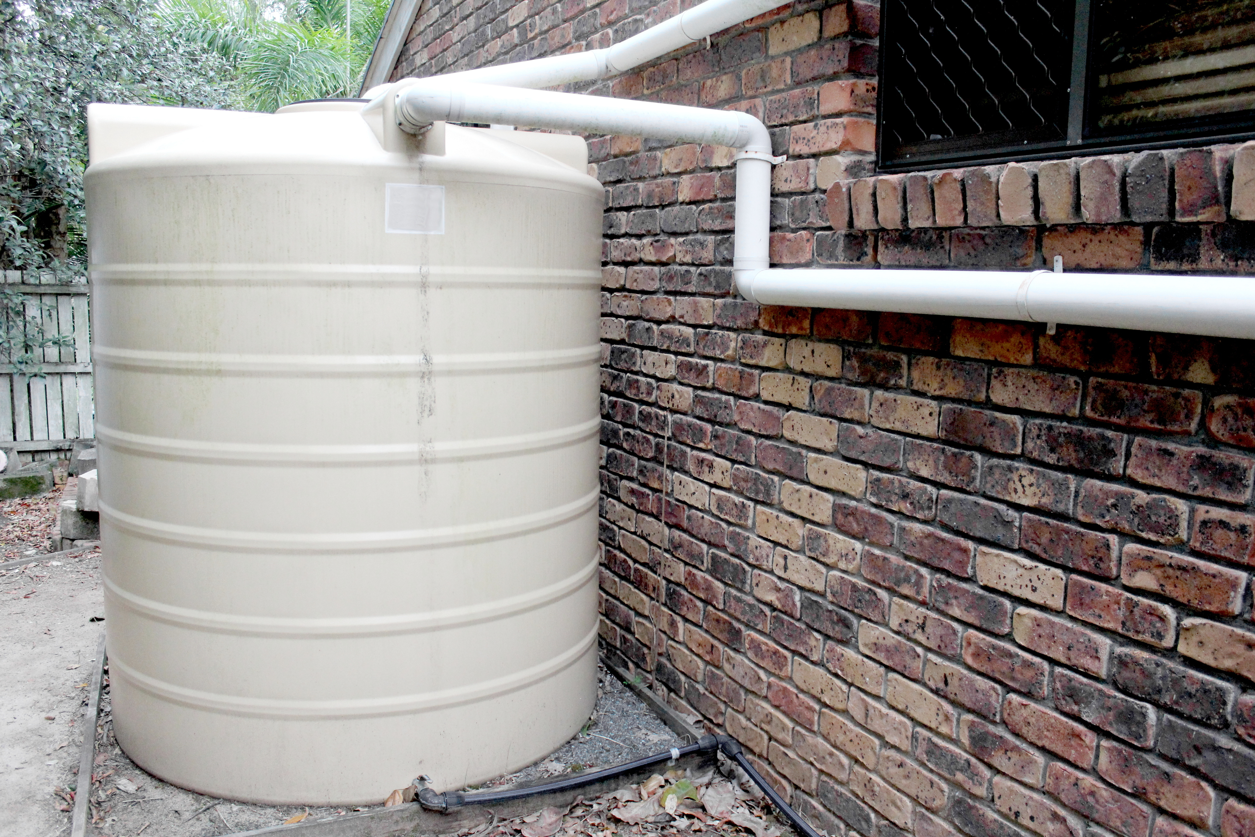 Roof-to-Garden: How to Irrigate with Rainwater - Modern Farmer