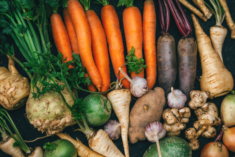 Five Root Crops To Plant Now For A Fall Harvest Modern Farmer