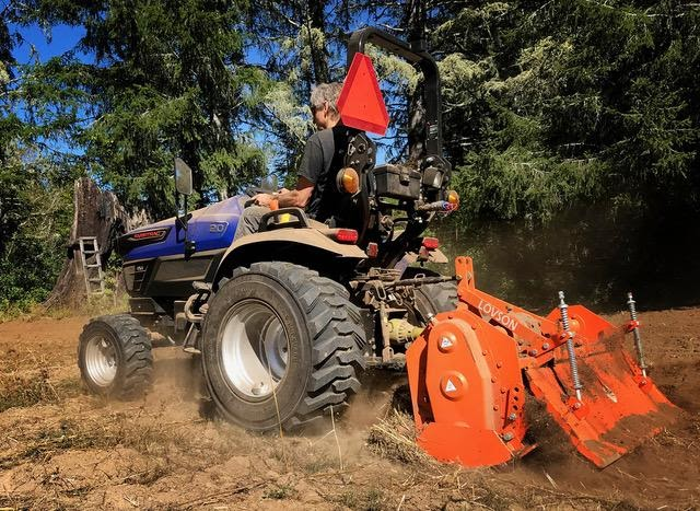 Going Green: Can Electric Tractors Overtake Diesel?