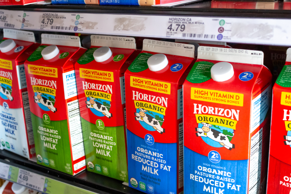 Largest Certified Organic Dairy Brand Pledges to Become 'Carbon Positive' by 2025