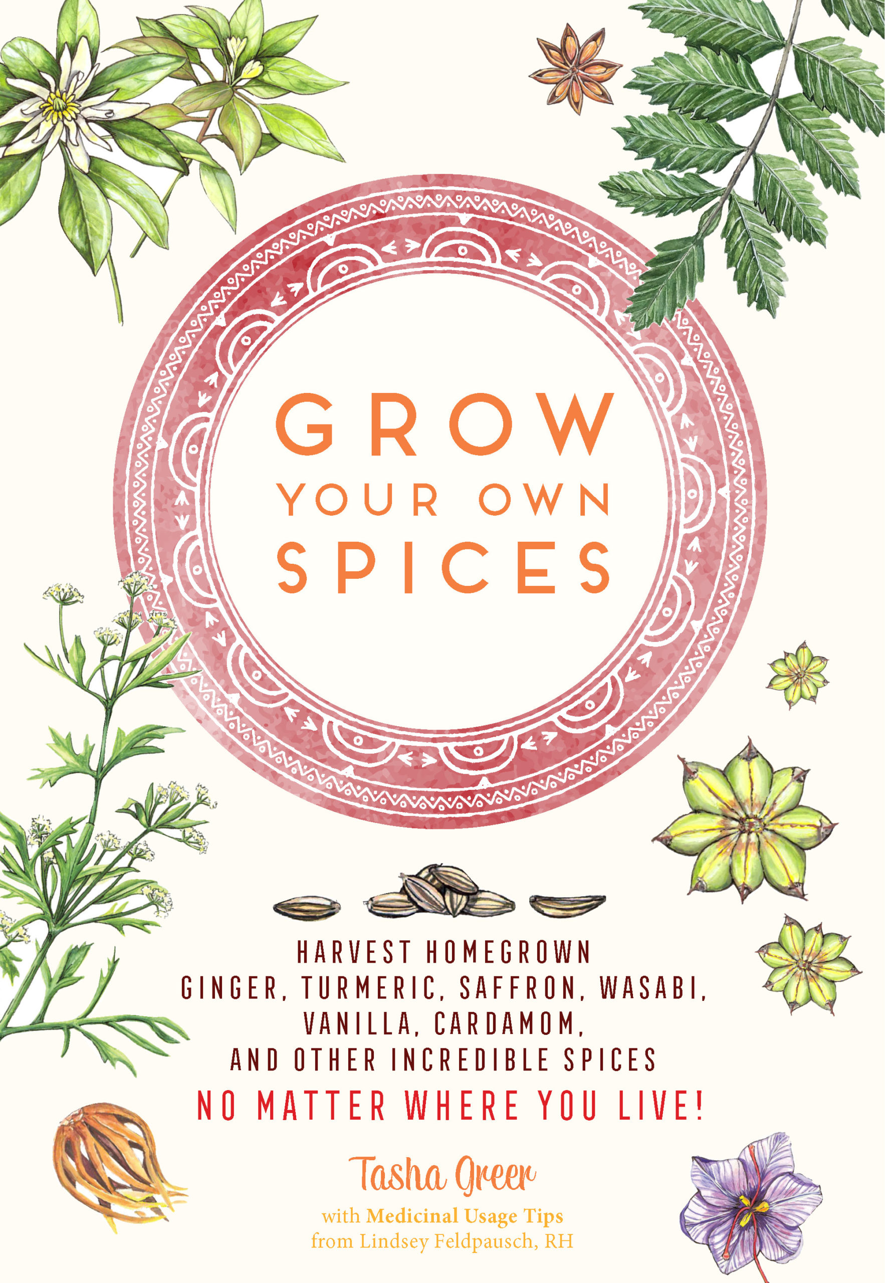 How to Grow Your Own Spices